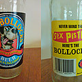Never Mind the Bollocks 20th Anniversary bottle Other Collectable