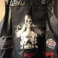 Battlejacket, leather