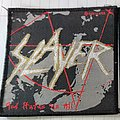 Slayer - God hate us all Patch