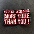 Sic Zone mini patch