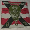 S.O.D. - Patch - old S.O.D. patch without border
