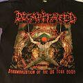 TShirt or Longsleeve - Decapitated Dehumanization of the UK Tour 2003 Shirt