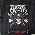 Rigor Mortis Tshirt sale
