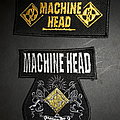 Machine Head - Patch - Patches
