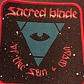 Sacred Blade - Patch - Patch