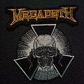 Megadeth - Patch - Patches