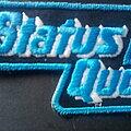 Status Quo - Pin / Badge - Patch
