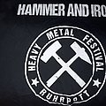 Exciter - Patch - T-Shirt