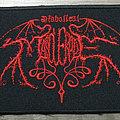 Diabolical Masquerade Logo Patch