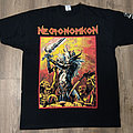 Necronomicon - TShirt or Longsleeve - NECRONOMICON - Escalation (T-Shirt)