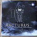 Arcturus - Tape / Vinyl / CD / Recording etc - ARCTURUS – Sideshow Symphonies (Double White Vinyl)
