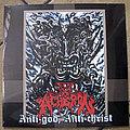 Acheron - Tape / Vinyl / CD / Recording etc - ACHERON - Anti-God, Anti-Christ Bronze Vinyl