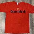 Rammstein - Deutschland (T-Shirt) RED