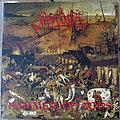 Angelcorpse - Tape / Vinyl / CD / Recording etc - ANGELCORPSE – Hammer Of Gods (Black Vinyl)