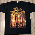 WOODS OF DESOLATION - A Melody Of Memory (T-Shirt)