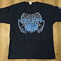 NOKTURNAL MORTUM - Lunar Poetry Blue (T-Shirt)