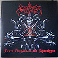 Angelcorpse - Tape / Vinyl / CD / Recording etc - ANGELCORPSE – Death Dragons Of The Apocalypse (Double Black Vinyl)
