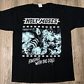Holy Moses - TShirt or Longsleeve - HOLY MOSES - Finished With The Dogs (T-Shirt)