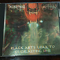Necromantia / Varathron ‎– Black Arts Lead To Everlasting Sins