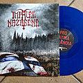 Impaled Nazarene - Tape / Vinyl / CD / Recording etc - IMPALED NAZARENE – Pro Patria Finlandia (Blue Vinyl 180g) Ltd. 250 copies