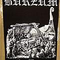 Burzum - Patch - BURZUM - Lost Wisdom (Backpatch)
