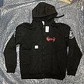 MERCYLESS - Mulhouse Death Metal (Zipper Hoodie) Hooded Top