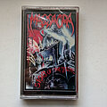 Massacra - Tape / Vinyl / CD / Recording etc - MASSACRA - Signs of the Decline (Red MC Tape) Ltd. to 50 copies