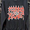 Morbid Angel - TShirt or Longsleeve - MORBID ANGEL - Logo (Sweater)