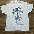 Impaled Nazarene - TShirt or Longsleeve - Impaled Nazarene - Suomi Finland Perkele (White T-Shirt)