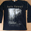 Hate Forest - TShirt or Longsleeve - HATE FOREST - To Twilight Thickets (Longsleeve)