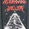 Mekong Delta - Patch - MEKONG DELTA - Same Titled (Backpatch)