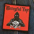 MERCYFUL FATE - Necromancer 90x90 mm (woven) Patch