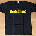 Rammstein - Deutschland (T-Shirt) Black