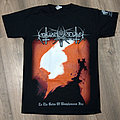 Nokturnal Mortum - TShirt or Longsleeve - NOKTURNAL MORTUM - Burning Church To The Gates (T-Shirt)