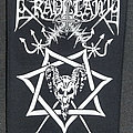 Graveland - Patch - GRAVELAND - In The Glare Of Burning Churches (Backpatch)