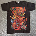 Cannibal Corpse - TShirt or Longsleeve - CANNIBAL CORPSE - Sickening Metamorphosis (T-Shirt)