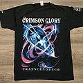 CRIMSON GLORY - Transcendence (T-Shirt)