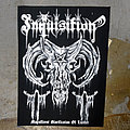 Inquisition - Patch - INQUISITION - Magnificent Glorification Of Lucifer (Back Patch)