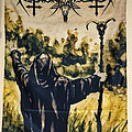 Nokturnal Mortum - Other Collectable - NOKTURNAL MORTUM -  Goat Horns Oriana Second Issue (Banner)
