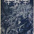 Nokturnal Mortum - Other Collectable - NOKTURNAL MORTUM -  To The Gates Of Blasphemous Fire / Album Original Art (Flag)