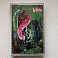 Destruction - Tape / Vinyl / CD / Recording etc - DESTRUCTION – Cracked Brain (Ltd. MC Tape)