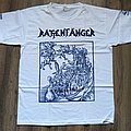 Rattenfänger - TShirt or Longsleeve - RATTENFANGER - Open Hell For The Pope White (T-Shirt)