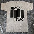 BLACK FLAG - Black Flag (T-Shirt)