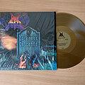 Dark Angel - Tape / Vinyl / CD / Recording etc - DARK ANGEL – Darkness Descends (Gold Vinyl) Limited to 250 Copies