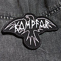 KAMPFAR - Logo 120X80 mm (embroidered) Patch