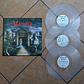 Warlord - Tape / Vinyl / CD / Recording etc - WARLORD – Deliver Us (Transparent Ultra Clear Triple Vinyl) Ltd. 150 copies