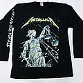METALLICA - And Justice For All (Long Sleeve T-Shirt)