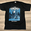 NOKTURNAL MORTUM - Lunar Poetry First Press RARE (T-Shirt)