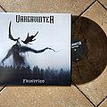 Vargavinter - Tape / Vinyl / CD / Recording etc - VARGAVINTER - Frostfodd (Ltd. Grey Smoke Vinyl)