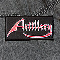 ARTILLERY - Logo 110X55 mm (embroidered)